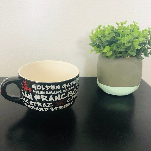 Other - San Francisco Wide Mouth Mug Cup